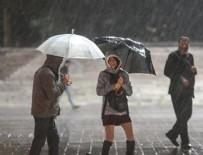 DOĞU ANADOLU - Meteoroloji uyardı! 'Kuvvetli olacak'