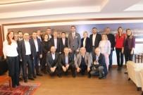 MALTEPE BELEDİYESİ - Milletvekili, Sendika Ve Federasyon Yöneticilerinden Başkan Gökhan Yüksel'e Ziyaret