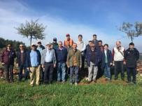 KALENDER - MTA Proje Değerlendirme Toplantısını Milas'ta Yaptı