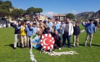 UÇURTMA ŞENLİĞİ - Nazilli'de 'Engelleri Uçuruyorum' Etkinliği Düzenlendi