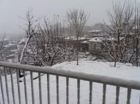 KAR SÜRPRİZİ - Nisan Ayında Kar Sürprizi