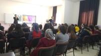 SAĞLIKLI HAYAT - Öğrenciler İnternet Kullanımı Hakkında Bilgilendirildi