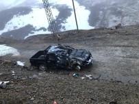 Ovit TüneliGirişinde Trafik Kazası Açıklaması 1 Ölü