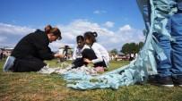 UÇURTMA ŞENLİĞİ - Sarıgöllü Aileler Uçurtma Şenliğinde Buluştu