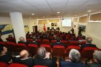 MECLIS BAŞKANı - Sinop İl Koordinasyon Kurulu Toplantısı