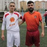 GÜNEŞLI - Takım Kaptanı Kardeşler Sahada Rakip Oldu