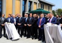 YILDIRIM DEMİRÖREN - TFF Beylerbeyi Tesisleri Hizmete Açıldı