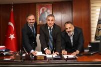 BAHÇELİEVLER - Toros Üniversitesi, EMO İle İşbirliğine Gidiyor