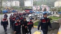 İSTIHBARAT - Trabzon'da Jandarmadan Uyuşturucu Tacirlerine Şafak Baskını