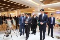 BİNALİ YILDIRIM - Turizm Haftası Münasebetiyle Erzincan'da Resim Sergisi Açıldı