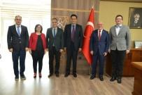 Uşak'ta AB'nin Geleceği Ve Türkiye AB İlişkileri Kongresi Yapıldı