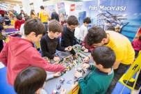 ZİYARETÇİLER - 23 Nisan'da Çocuklara Özel Lego Festivali