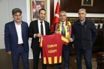 GALATASARAY - Adil Gevrek'ten Belediyelere Ziyaret