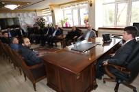 SEÇİM SÜRECİ - AK Parti Teşkilatından Başkan Dinçer'e Hayırlı Olsun Ziyareti