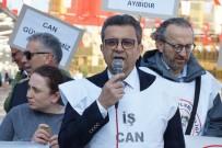 SAĞLIK HİZMETİ - Aydın Tabip Odası, Öldürülen Dr. Ersin Arslan'ı Andı