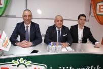 BASIN TOPLANTISI - Banvit Kulübü Başkanı Kılıç Açıklaması 'Bu Kulüp Yaşayacaktır'
