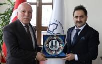 SEÇİM SÜRECİ - Başkan Sekmen'den 'Hayırlı Olsun' Ziyaretleri