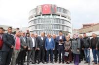 BASIN AÇIKLAMASI - Bolu'da, Belediye İşçilerinin Yerinin Değiştirilmesi Protesto Edildi