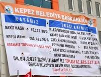 KARŞIYAKA - CHP'li başkanların borç kavgası büyüdü
