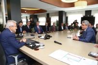 MILLETVEKILI - CHP Yönetiminden Başkan Turgay Erdem'e Ziyaret