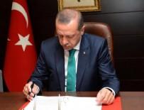 ÇANAKKALE ONSEKIZ MART ÜNIVERSITESI - Cumhurbaşkanı Erdoğan 9 üniversiteye rektör atadı