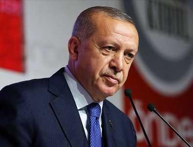 Cumhurbaşkanı Erdoğan'dan Memur-Sen programında açıklamalar