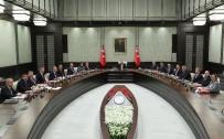 KABİNE TOPLANTISI - Cumhurbaşkanlığı Kabinesi Toplandı
