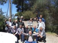 BEYKÖY - Dava Arkadaşları Ülkücü Şehit Şaban Bozkurt'u Mezarı Başında Andı