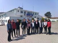 KURULUŞ YILDÖNÜMÜ - Emniyet Müdürü Gençlerle Bir Araya Geldi