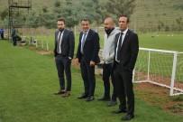 GALATASARAY - Erol Bulut'tan Trabzonspor Kadrosuna Kupa Revizyonu