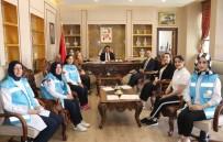 SAĞLIK HİZMETİ - 'Evde Sağlık Hizmetleri'nde Türkiye Birincisi Oldular