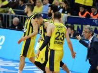 İTALYAN - Fenerbahçe, Euroleague'de Sahasında 18 Maç Sonra Yenildi