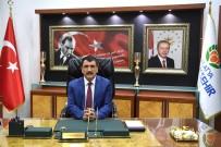 MÜSLÜMANLAR - Gürkan'ın Berat Kandili Mesajı