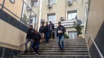 DİZÜSTÜ BİLGİSAYAR - İstanbul'da Saatçi Esnafının Kabusu Haline Gelen Hırsızlık Çetesi Çökertildi