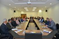 MUSTAFA KEMAL ÜNIVERSITESI - KAEÜ'si 20. Zootekni Bölüm Başkanları Toplantısına Ev Sahipliği Yaptı