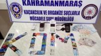TEFECİLİK - Kahramanmaraş'ta Tefeci Operasyonu Açıklaması 2 Gözaltı