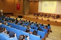 MUSTAFA YAŞAR - KBÜ'de 3. Sanat Ve Tasarım Günleri Başladı