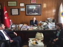 Kiraz'dan Cömertoğlu'na Hayırlı Olsun Ziyareti