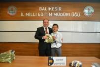 ULUDAĞ ÜNIVERSITESI - Köy Okulu Robotik Yarışmasında Dereceye Girdi