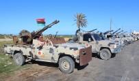 BIRLEŞMIŞ MILLETLER - Libya'da Ölü Sayısı 205'E Yükseldi