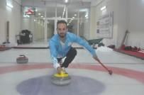 MİLLİ SPORCULAR - Milli Sporcular Körling Salonunda Çalışmalar Yaptı
