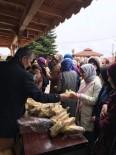 HRISTIYANLıK - Öğrenciler Aydıntepe'de Yeraltı Şehrini Gezdi