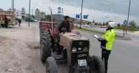 GAZIANTEP EMNIYET MÜDÜRLÜĞÜ - Polis Traktör Sürücülerini Bilgilendirdi