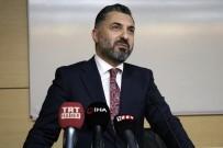 TÜRKİYE CUMHURİYETİ - 'RTÜK Cezalandıran Değil, Ödüllendiren Bir Üst Kurul Olacak'