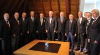 GALATASARAY - Şampiyon Kulüplerin Divan Başkanları Bursa'da Buluştu