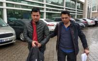 IRAK - Samsun'da Iraklı Şahıs DEAŞ'tan Tutuklandı