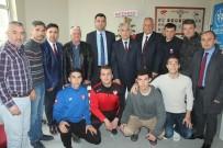 HAKEM KURULU - Savcı Hamedi Açıklaması Futbol Hakemlerimiz Yapılması Zor Bir Görevi Üstleniyor