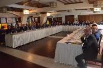 Sinop'ta Turizm Koordinasyon Kurulu Toplantısı