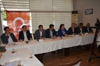 MECLIS BAŞKANı - Söke Ticaret Odası Meclis Üyelerinden Oda Yönetimine Eleştiri Yağmuru