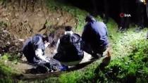 İNSAN KEMİKLERİ - Tokat'ta Yakılmış İnsan Kemikleri Bulundu